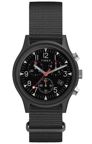 Orologio Timex TW2R67700 NERO ALLUMINIO Uomo