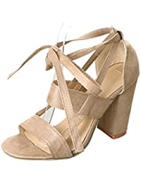 BYSTE Zapatillas de Danza Para Mujer  Zapatos de moda en línea Obtenga el mejor descuento de venta caliente-Descuento más grande