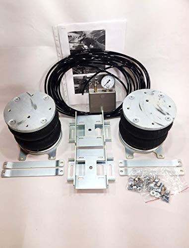 Luftfahrwerk Kit mit Kompressor für Renult Master Single Hinterrad 2010-2019, Traglast 4000 kg