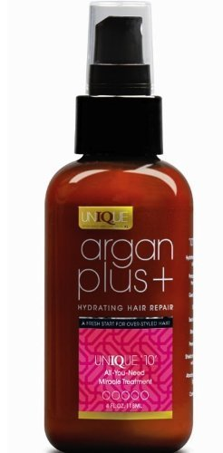 Argan Plus+ Unique 10 Leave In Treatment Spray 118ml