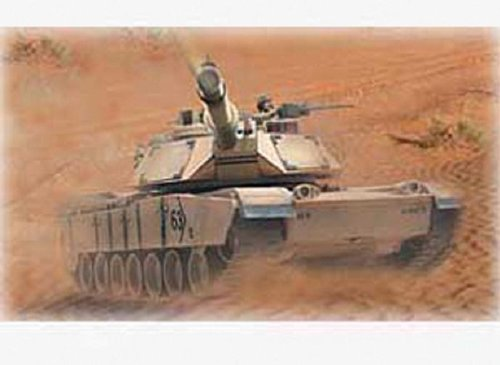 Passion Engine 1:16 Scale M1A2 Abrams Projectile Firing Tank Radio Managed Evaluation
