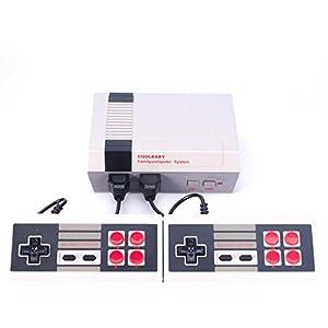 Retro Edition Classic Mini Gaming Konsole – mit 500 Spielen AV-Ausgang