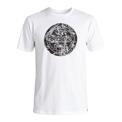 dc-t-shirt-bird-s-eyes-ss-m-tees-white-xl-blanc-blanc