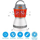 Best Bug Zapper Outdoors - exmight Bug Zapper Outdoor Mosquito Killer Lamp Waterproof Review