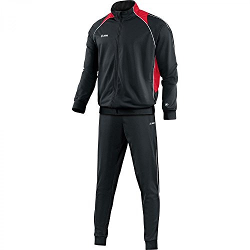 JAKO Herren Trainingsanzug schwarz XXL
