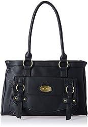 Lavie Preili Womens Handbag (Black)