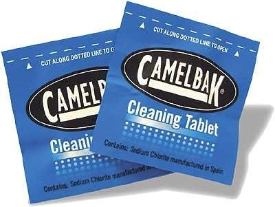 Camelbak Cleaning Tablets Set á 8 Stück