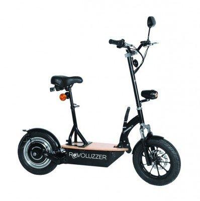 DER REVOLUZZER-32 - Der 14\' E-Scooter mit Strassenzulassung 32 km/h