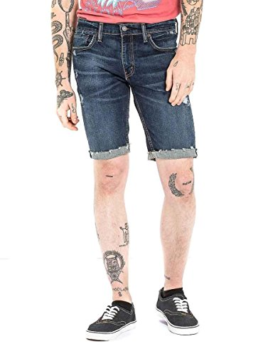 Levi's ® 511 Slim Cutoff Shorts the knack (Shorts Levis Slim)