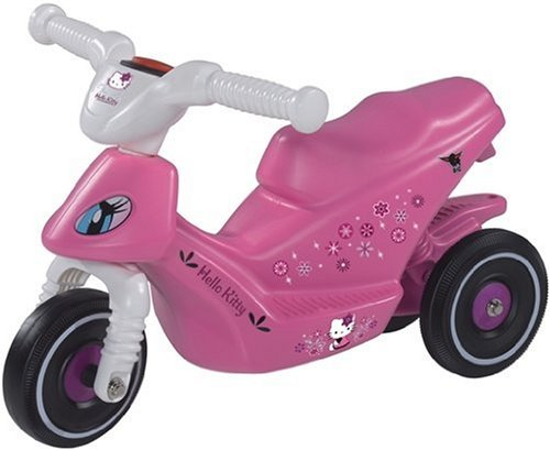 BIG 56819 - Scooter Hello Kitty (Smoby)