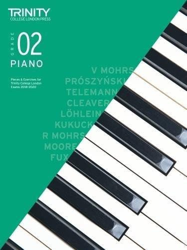 Trinity College London Piano Exam Pieces & Exercises 2018-2020. Grade 2 par Trinity College Lond