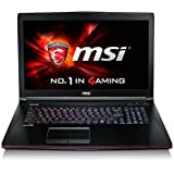 MSI GE7217.3-2QF (Apache Pro)-225X ES–Notebook (Intel Core i7–5700HQ, 16GB RAM, Festplatte 1TB, Nvidia Geforce GTX 970M 3GB, FreeDOS)–Spanische Tastatur QWERTY - gut und günstig