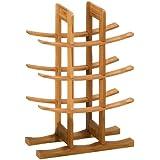 Zeller 13580 - Botellero de bambú (29 x 16 x 42 cm) [Importado de Reino Unido]