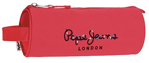 Pepe Jeans Harlow Fuchsia Carry All