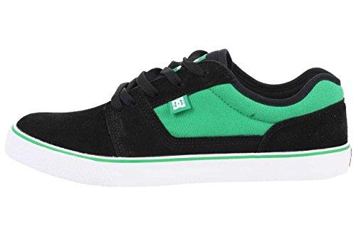 DC Shoes TONIK SHOE Herren Schnürhalbschuhe Schwarz (Black/Emerald/Black)