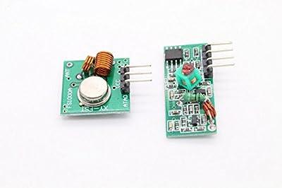 MX-05V 433MHz RF Funkmodul / Sender + Empfänger von RoboMall
