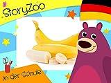 StoryZoo in der Schule - Schimpanse