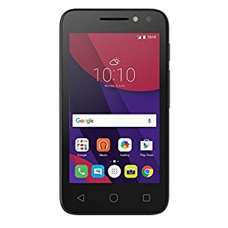 Projekt: Alcatel PIXI 4-4 Android 6 Smartphone