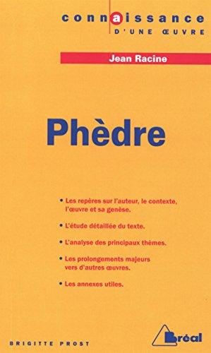 Phèdre, de Racine par B. Prost