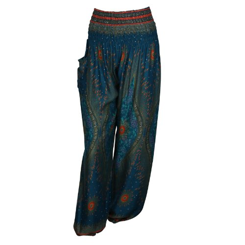 HAREM TROUSERS - ALADDIN HIPPIE PANTS with 18 DIFFERENT DESIGNS