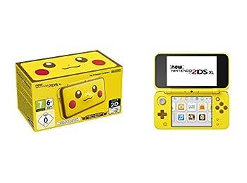 New Nintendo 2DS XL, Pikachu Edition