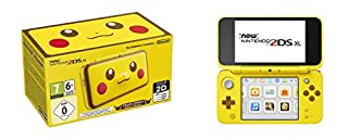 New Nintendo 2DS XL Pikachu Edition (B07894Q8XP) | Amazon Products