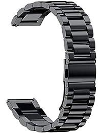 Ersatz-Uhrenarmband Milanese Magnetic Loop Edelstahl Uhrenarmband 22/20/18/16 / 14MM