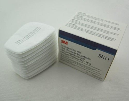 Interesting® 10pcs = 1Box 5N11 N95 cotone filtro 3M 6100 6200 6800 7000 maschere a Gas
