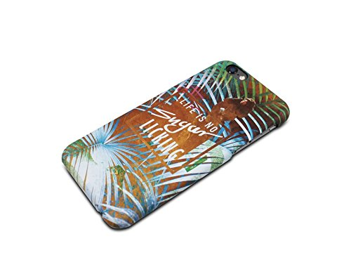 ICANDY - Denglisch Cases für iPhone 6/6s (That gives one on the Twelve) Life is no Sugar Licking