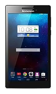 Lenovo A7 TAB 2 7-inch tablet (MTK 8127 Quad Core 1.3 GHz Processor, 1 GB RAM, 16 GB Memory, VGA Rear facing camera, Android 4.4) - Black