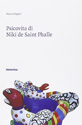 Psicovita di niki de saint phalle Marco Ongaro