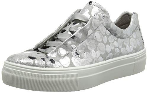 Legero Damen Lima Sneaker, Silber (Metallic (Silver) 95), 37 EU -