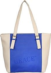 Gracetop Women's Handbag (Cream, 2-Shd-Cream)