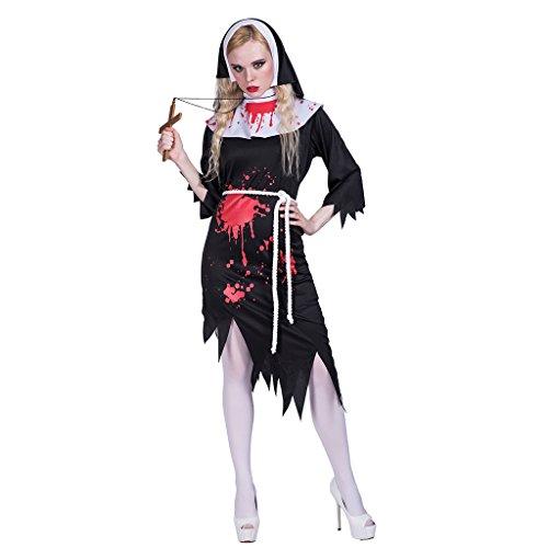 ester Schwester oder Minister von Death Halloween Kostüm (Schwestern Halloween Kostüme)