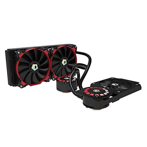 Dual Pump CPU Video Grafikkarte Integrierter Wasserkühler Kühler