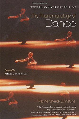 The Phenomenology of Dance di Maxine Sheets-Johnstone