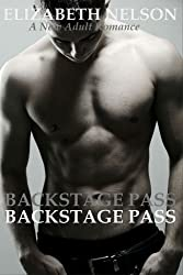Backstage Pass (The Backstage Pass Rock Star Romance Book 1) (English Edition)