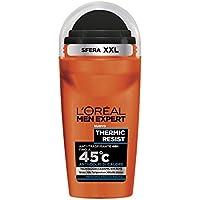 L'Oréal Paris Men Expert Thermic Resist - Deodorante Uomo Roll On Anti-Traspirante - 50 Ml