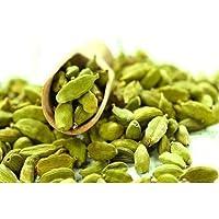 obbi fresh Cardamom Green Whole Organic (Choti Elaichi, Sabut Elaichi) Grade- Big Size 250 Gm