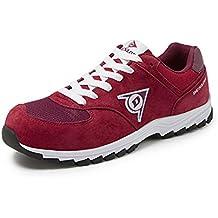 Dunlop Flying Arrow - Zapatos (42) color rojo