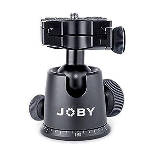 Joby Gorillapod Focus Ballhead X - Rótula para trípode, Negro (B0038YWLCU) | Amazon Products