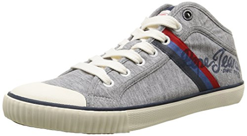 Pepe Jeans Industry Teen Jersey, Baskets Basses Homme