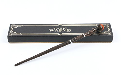 Magic Wand Harry Potter Best Magical Cosplay for Witches and Wizards for Christmas (Style 10) (Harry Potter Zauberstab 10)
