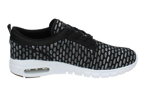 Yumas , Chaussures de sport d'extérieur pour homme Noir