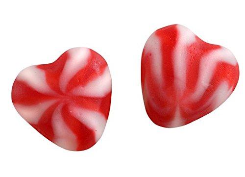 Yummi Yummi Kirsch-Joghurt-Herzen Fruchtgummi 1kg