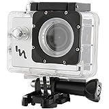 Adrenalin SPCAMFHD2 - Camera sport + SPACMONO - Perche pour Camera Sport + Carte memoire microSDHC 16 Go UHS-I Speed Class 3 (U3)