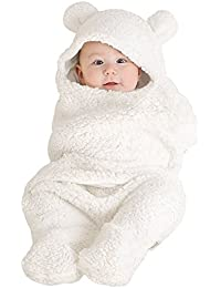Zolimx Recien Nacido Niña, �� Newborn Fotografia Ropa Swaddle Baby Sleeping Wrap Manta Photography Props para Bebe Niño Invierno