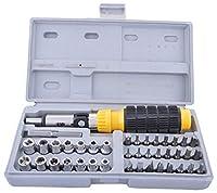 Sevia 41 in 1 Villa Multipurpose Tool Kit Screwdriver Set for Home Essential