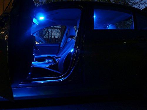Golf 5 Lampen : Led innenraumbeleuchtung blau vw golf v lampen birne vorne