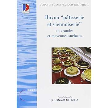 Rayon pâtisserie et viennoiserie en grandes et moyennes surfaces - Brochure 5925